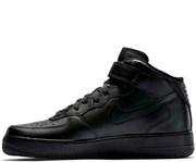 Nike Air Force 1 Winter Black
