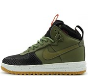 Nike Air Force 1 Lunar Duckboot Black Olive