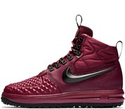 Nike Air Force 1 Lunar Duckboot Burgundy
