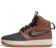 Nike Air Force 1 Lunar Duckboot Brown