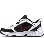Nike Monarch 4 Winter White Black Red