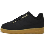 Nike Air Force 1 Low Black Brown Winter