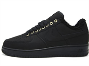 Nike Air Force 1 Low Black Winter
