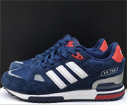 Adidas ZX 750 Blue Red White New