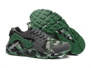 Nike Air Huarache Men (Military Green)