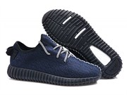 Adidas Yeezy 350 Boost By Kanye West (Dark Blue)