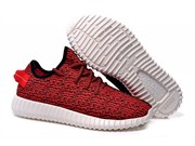 Adidas Yeezy 350 Boost By Kanye West (Red)