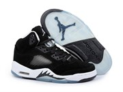 Nike Air Jordan 5 Retro Oreo (BlackCool-GreyWhite)