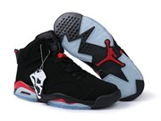 Nike Air Jordan 6 Retro men  (BlackInfrared 23-Black)