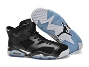 Nike Air Jordan 6 Retro  (BlackWhite)