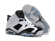 Nike Air Jordan 6 Retro (WhiteBlack)