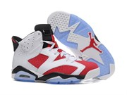 Nike Air Jordan 6 Retro (WhiteRedBlack)