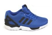 Adidas ZX Flux (Синие с черным)