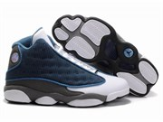 Nike Air Jordan XIII (13) Retro Men (BlueWhiteGrey)