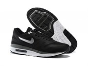 Nike Air Max 1 (87) Lunar Men (BlackSilver White)