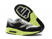 Nike Air Max 1 (87) Lunar Men (White BlackCool GreyVolt)