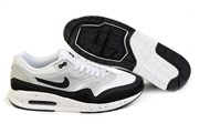 Nike Air Max 1 (87) Lunar Men( White Black )