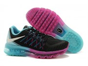 Nike Air Max 2015  (BlackClearwaterFuchsia)
