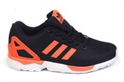 Adidas ZX Flux (Синие с оранж.)