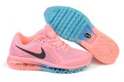 Nike Air Max 2014 Leather (Blue Pink)