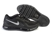 Nike Air Max 2014 Leather (Black)