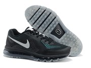 Nike Air Max 2014 Men (BlackJadeWhite)