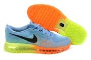 Nike Air Max 2014 Flyknit (IceBlackAtomic OrangeVolt)
